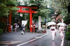 貴船神社 京都 Kyoto / Kodak ColorPlus / Nikon FM2