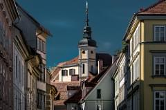 Stiegenkirche in Graz