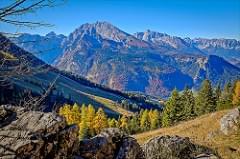 Herbst - Berchtesgadener Alpen - Fall