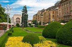 Timisoara - Victory Square