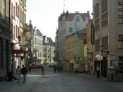 Old-town Torun