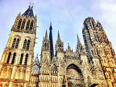 Cathedrale de Notre Dame en Rouen