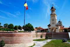 Alba Carolina Citadel, Alba Iulia, Romania