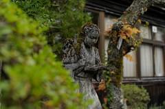 20111105 Tsumago 2 (Lichened Kinjiro)