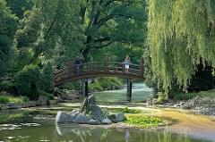 Ogród japoński we Wrocławiu / Japanese garden in Wroclaw
