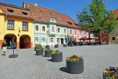 Romania-2113 - Citadel Square