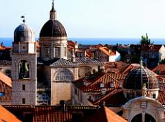 Dubrovnik Rooftops colour #dailyshoot #Croatia