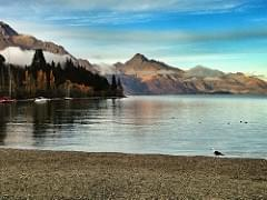 Lake Wakatipu, Queenstown New Zealand