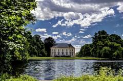 München, Schlosspark Nymphenburg, Badeburg