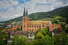 Bregenz - Herz-Jesu-Kirche