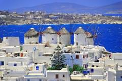 Windmills of Mykonos