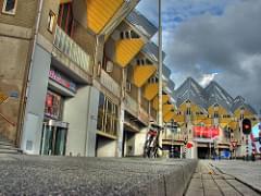 Kijkkubus - Rotterdam, Holland