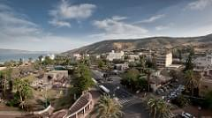Landscape of Tiberias