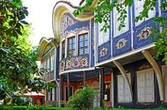 Bulgaria-0743 - Plovdiv Regional Ethnographic Museum