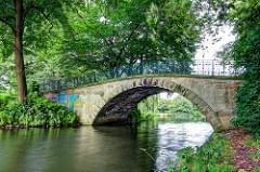 augustabrücke (georgengarten) hannover