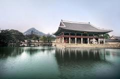 Gyeonghoeru Pavilion at Gyeongbokgung Palace
