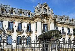 Romania-1103 - Cantacuzino Palace