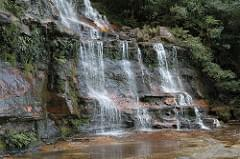 Katoomba 2012 - waterfall