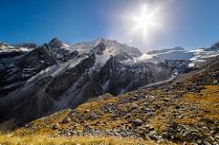 Gletscher Soelden