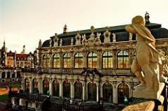 Dresden Zwinger ---- Porzellanpavillon