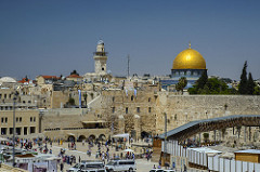 ירושלים, העיר העתיקה