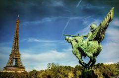Paris, Pont Bir-Hakeim