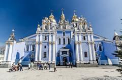 St. Michael Golden Domed Monastery