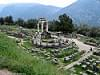 GR06 1861 Athena Pronaia Sanctuary at Delphi