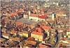 2649 R Sibiu Romănia vedere aeriană a centrului istoric