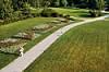 Tivoli Park comes alive in the spring,  B. Jakše