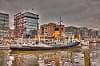 Hamburg Hafencity - Eisbrecher