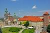 view from Sandomierz Tower
