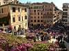 Spanish Steps (Piazza di Spagna) in Spring