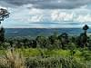 View of the Gulf of Thailand. Phnom Bokor National Park. Cambodia