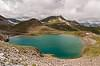 Un lac aux Arcs
