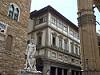 Palazzo Vecchio - Piazza della Signoria, Florence - statue of Hercules and Cacus